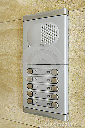 Free Intercom Stock Photography - 30957262