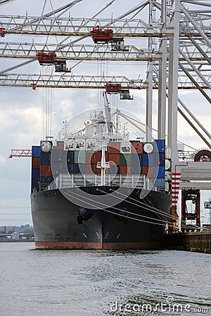 Intercontinental shipping