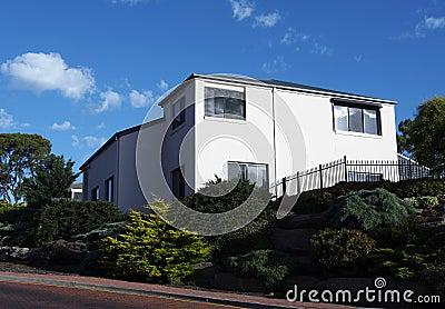 Interesting Double Storey House
