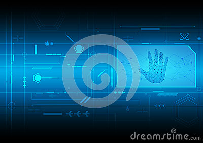 Interfejs technologia cyfrowa