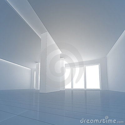 Interior angle view