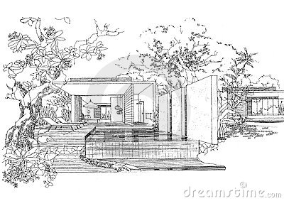 Panoptique also Stock Illustration D Perspective Drawing House Image49740594 additionally Picture asp furthermore 341358846745686867 likewise Fire And Emergency Layout Solutions. on architecture design blueprint