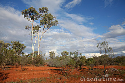 Interior Australia