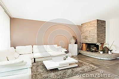 Interior, beautiful apartment