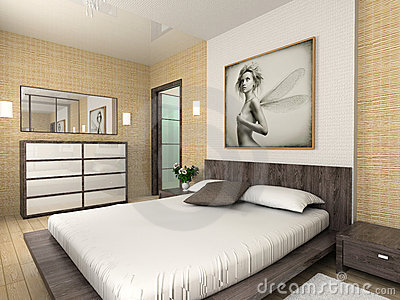 Interior cómodo moderno