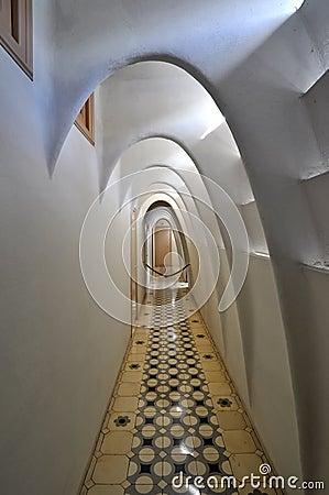 Interior of Casa Batlló