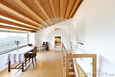 Interior chalet