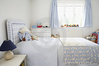 Interior Of Child s Bedroom