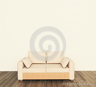 Free Interior Couch Stock Photos - 24699263