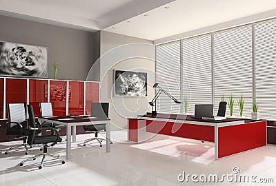 Interiores oficinas modernas for Interior oficinas modernas