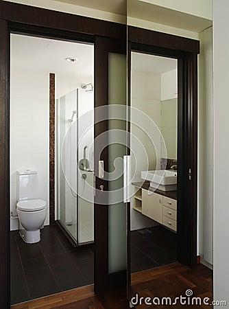 Free Bathroom Design on Interior Design   Bathroom Royalty Free Stock Photos   Image  2642958