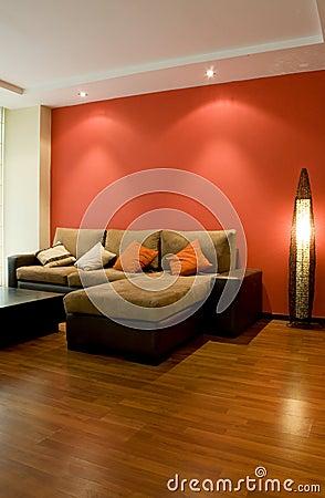 Interior design; beautiful living room