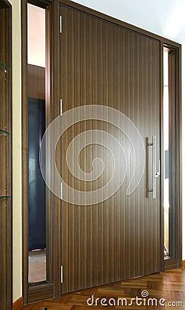 Interior design - entrance