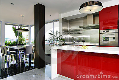 Interior design - kitchen