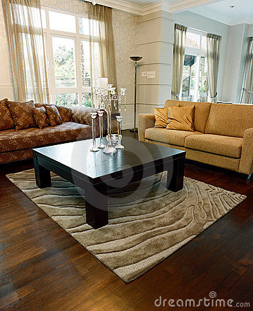 Free Interior Design - Living Area Royalty Free Stock Photos - 2315898