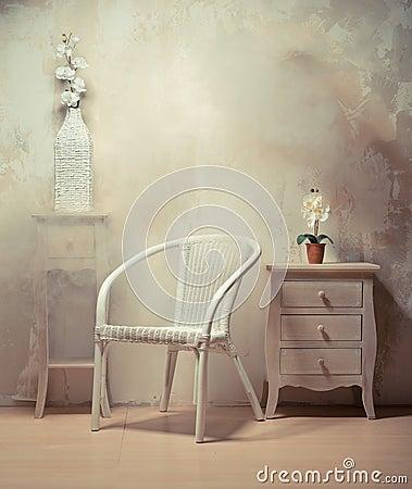 Interior design of room