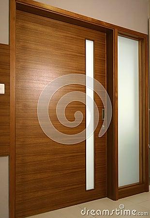 Interior Design Sliding Door Stock Photography Image