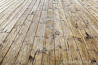 Interior Design - Wooden Floor