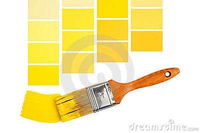 Interior Design Yellows