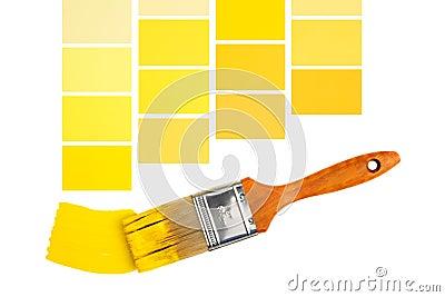 Interior Design Yellows