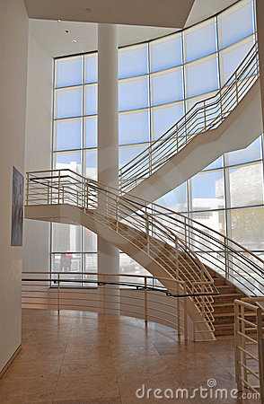 Free Interior Designed Staircase Royalty Free Stock Photography - 8486827