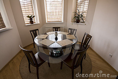 Interior - Dinner-room Stock Photos - Image: 11662893