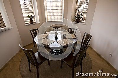 Interior - dinner-room