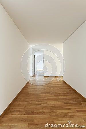 Interior, empty room
