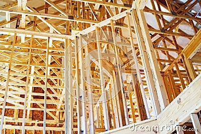 Interior Framing/New Home