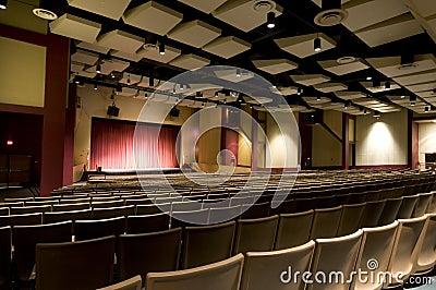 School Auditorium Clipart