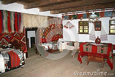 Interior in Maramures - Romania