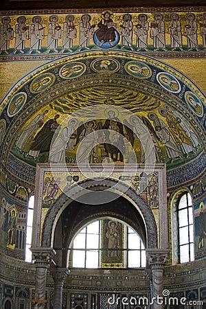 Free Interior Of A Famous Basilica Stock Photos - 11141223