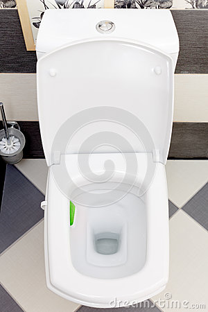 Free Interior Of A Typical Water-closet. Stock Photography - 41214102