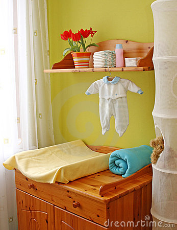 Free Interior Of Children Room Royalty Free Stock Images - 8000079