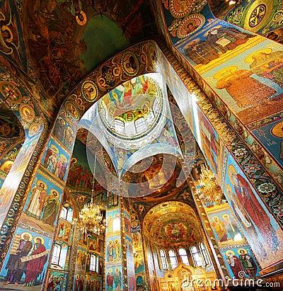 Free Interior Of The Church Stock Photos - 25721073