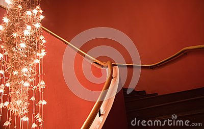 Interior stair design
