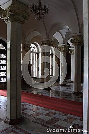 Interior of Stalin Museum
