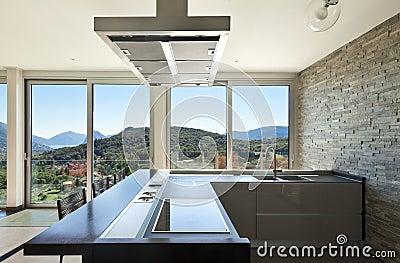 Interiore, cucina