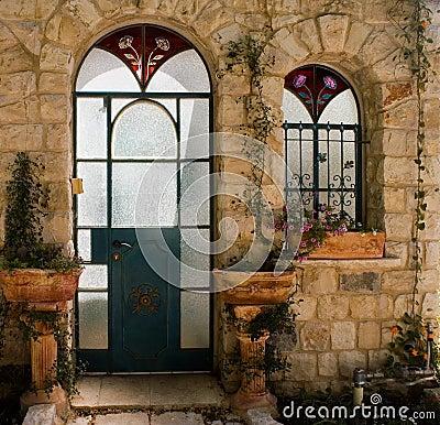 Internal light Rosh-Pina Israel