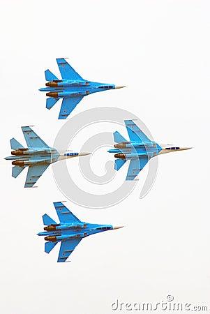 International Aerospace Salon MAKS-2013 Editorial Stock Image