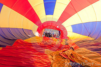 International Balloon Festival Montgolfeerie Editorial Photo