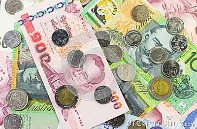 International banknote