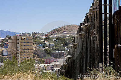 International Border Royalty Free Stock Images - Image: 15007089