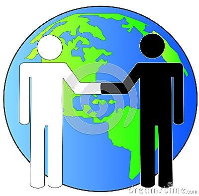 International business deal