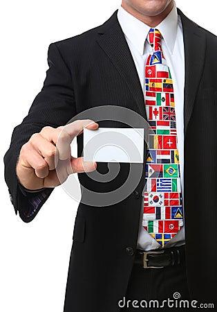 International Business Man