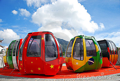 International cable cars