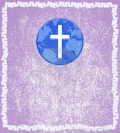 International Christianity Abstract Background