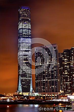 International Commerce Center Kowloon Hong Kong