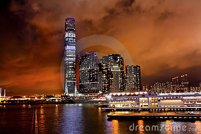 International Commerce Center Kowloon Hong Kong