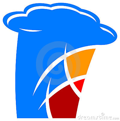 International cuisine logo